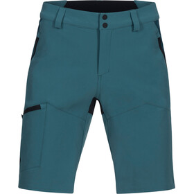 Peak Performance W's Light Softshell Carbon Shorts Aquaterm